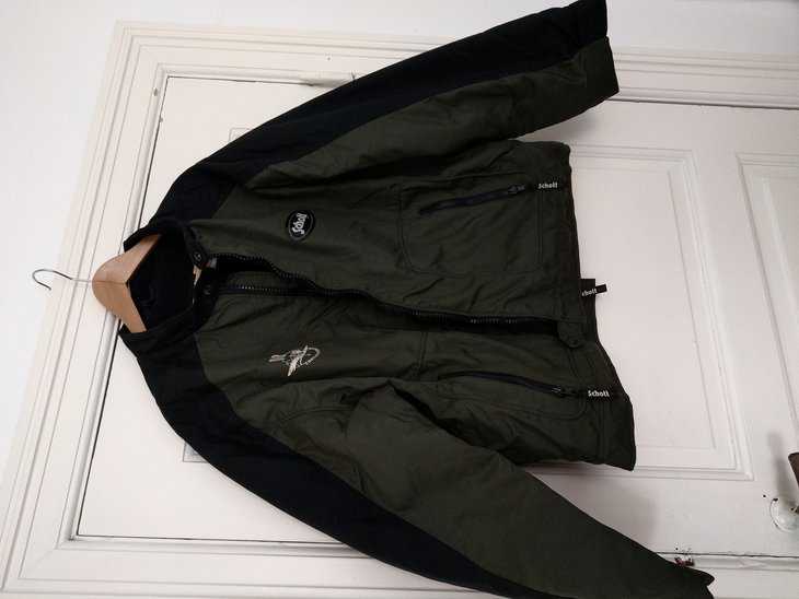 Army colored jacket