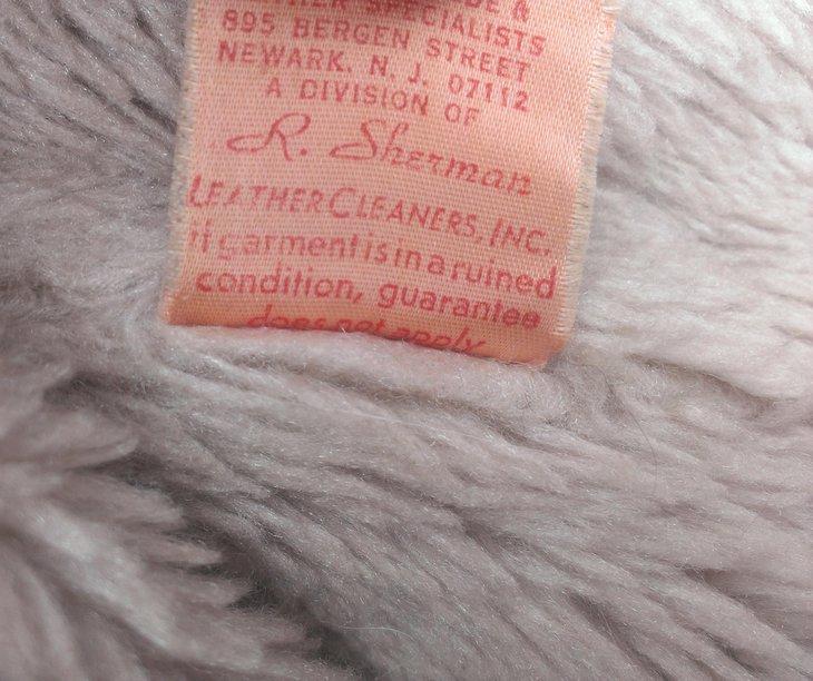Sherman tag
