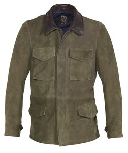 258 - Men's Suede M-51 Jacket