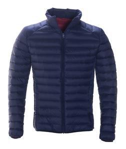 9510D - Nylon Ultra Light Down Filled Silverado Jacket Stand Collar