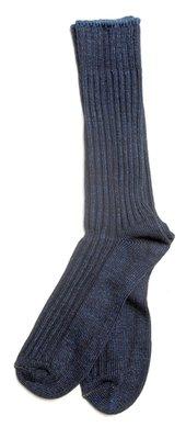 AIS5 - Anonymous ISM Rib Crew Sock (Navy)