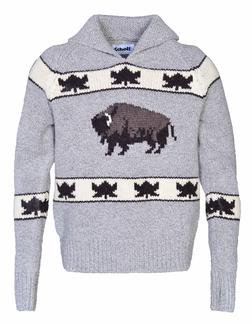F1603 - Cowichan Pullover Sweater