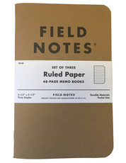 Style FN02R Field Notes