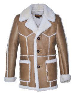 P265 - Men's Sheerling Coat