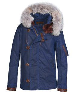 Cotton Jackets Mens Schott Nyc