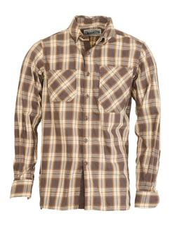 SH1376 - Cotton Plaid Two Pocket Work Shirt