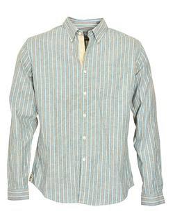 SH1423 - Slub Weave Striped Shirt