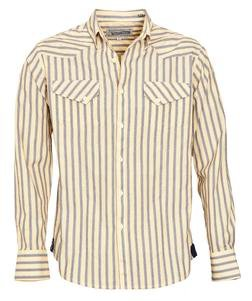 SH1428 - Dobby Western Shirt (Herringbone)