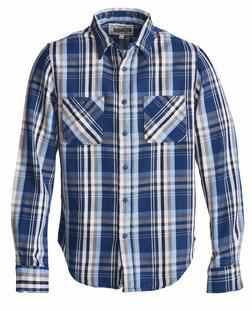 SH1601 - Men's Cotton Shirt (Aqua)
