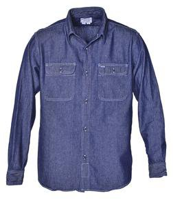 SH1603 - Men's cotton Woven Shirt