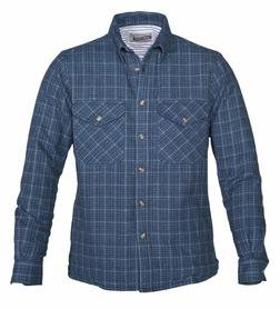 SHJ610 - Flannel Shirt Jacket