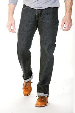 US6022 - 16 Oz. Jeans Medium Fit Japanese Selvedge Denim (Indigo)