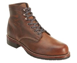 Style W40049 Brown Side View