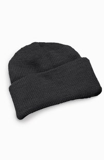 A500 - Military Watch Cap (Black)