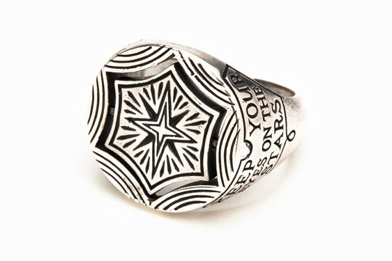 REYES - Digby & Iona Eyes & Stars Ring