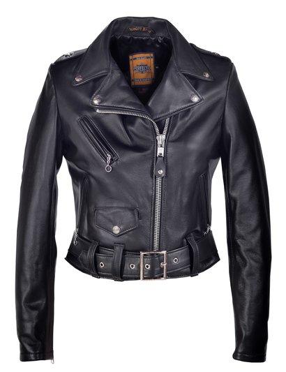 View Sale Reliable Womens Sleeveless Waistcoat Schott NYC Authentic Online Z1xXH
