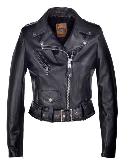Women's Perfecto Leather Motorcycle Jacket