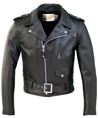 One Star Perfecto Leather Motorcycle Jacket