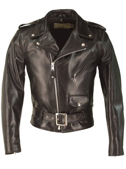 39cbec010a2 Horsehide Perfecto Motorcycle Leather Jacket