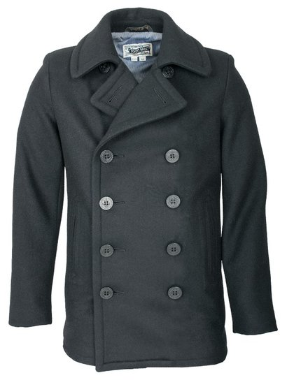 751 - 24 Oz. Slim Fit Fashion Pea Coat