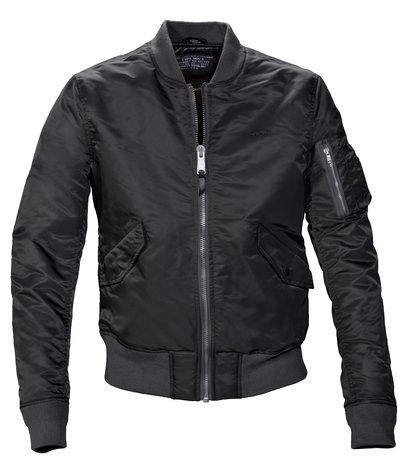 Nylon MA-1 Flight Jacket
