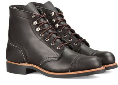 Red Wing Womens 6 Iron Ranger Boot